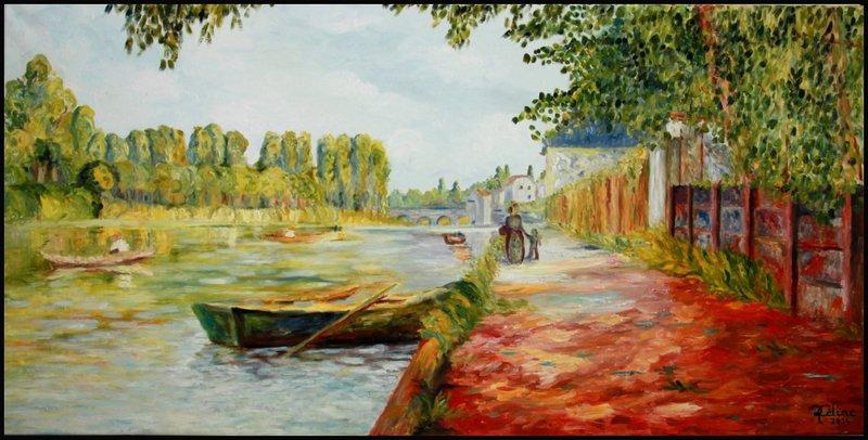 Atelier Bonamy - Céline Roblet - Dimanche