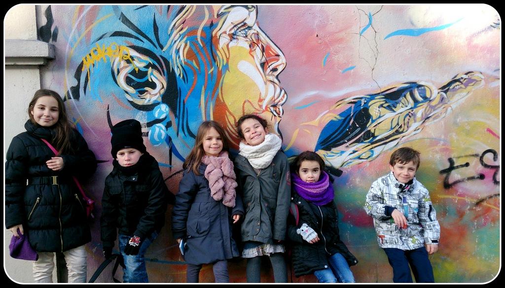 Atelier Bonamy - Sortie - Street Art Paris XIII