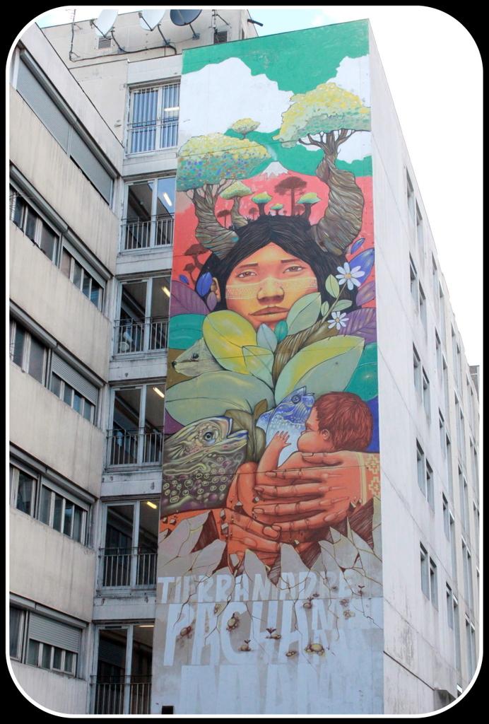Atelier Bonamy - Sortie - Street Art